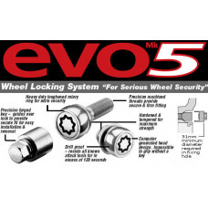 EVO5 Atslēga (Tikai ar Atslēgas kodu)