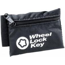 Drošības skrūvju atslēgas somiņa
