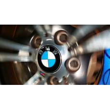 BMW Rotejoša centra vāciņu komplekts (original) ( 36122455269 )