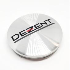 60mm DEZENT diska vāciņš