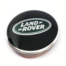 Land Rover diska vāciņi Black Green ( LR094547) 4 gabali