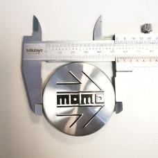 53.5mm MOMO diska vāciņš Arrow  (CAP-171-4, H 2183)