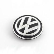 65.5mm disku vāciņš VW oriģināls R32 GTI Rabbit (5G0601171 XQI)