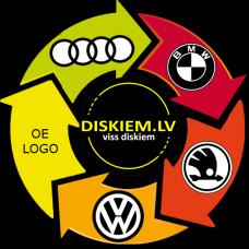 Audi, BMW, Škoda, VW LOGO EMBLĒMAS