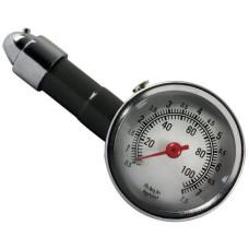 Spiediena mērītājs 0.5-7.5bar (manometrs)