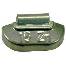15g Atsvariņi alumīnija diskiem