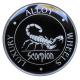 Scorpion 3D vāciņu uzlīmes