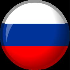 RUSSIA 3D diska vāciņa uzlīmes