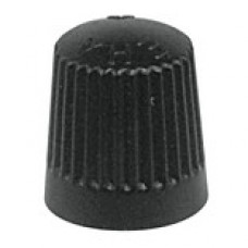Ventīļmicīte plastmasas (melna)