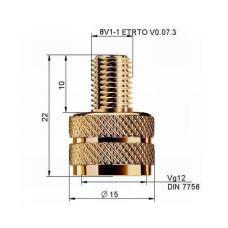 Ventīļa adapteris no VG12 uz VG8