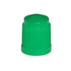 Ventīļmicīte plastmasas (zaļa)
