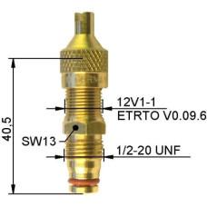 EM ventilis 41 mm (taisns)