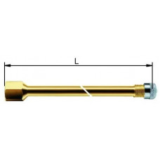 Ventīļpagarinātājs metāla 115 mm