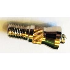 Pumpēšanas adapteris slēptajam ventīlim