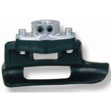Montāžas galva (plastikāts) ar adapteri (MS 500-530)