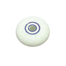 Kaļķakmens lodīte gumijai Ø 90mm, 30mm, kāts 6mm