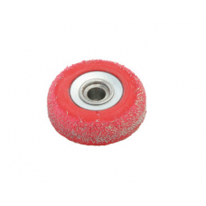 Cilindriska drāšu slīpripa plastikā Ø 76mm, 20mm