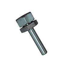 Slīpinstrumenta ar vītni 14mm turētājs, kāts 8mm