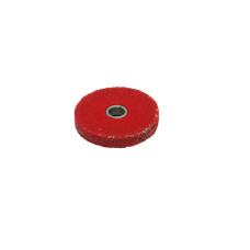 Cilindriska drāšu slīpripa plastikā Ø 50mm, 7mm