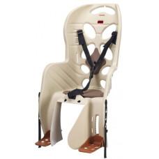 Bērnu velo sēdeklis ventilējams HTP Italy Sanbas T-rāmis beige-brown