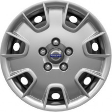 """4x Volvo Dekoratīvas riteņu uzlikas 16""""  ( 31200753)"""